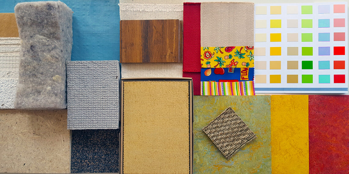 Materials, Finishes and Furnishings